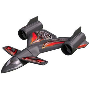 טיסן 2 ערוצים silverlit RC X Twin Thunderjet