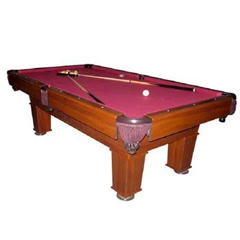 שולחן ביליארד מקצועי מסיבי במיוחד בעיצוב עץ מרהיב