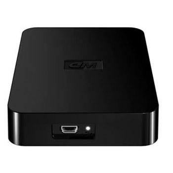 כונן קשיח חיצוני WD 2.5 נפח 1TB מבית Western Digital