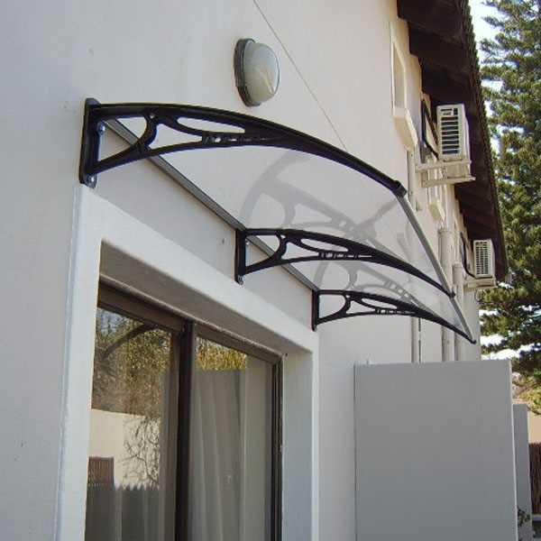 סוכך גגון 100/200 איכותי ומעוצב לבית לגגון ולמרפסת מבית Palermo - תמונה 3