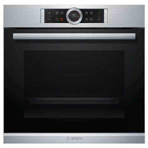 תנור בנוי נירוסטה 71 ליטר Bosch HBG635BS1 בוש - תמונה 1