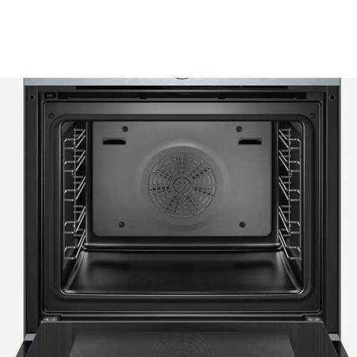 תנור בנוי נירוסטה 71 ליטר Bosch HBG635BS1 בוש - תמונה 4