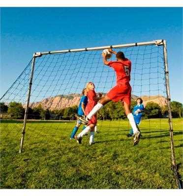 שער כדורגל מתכוונן - תמונה 1