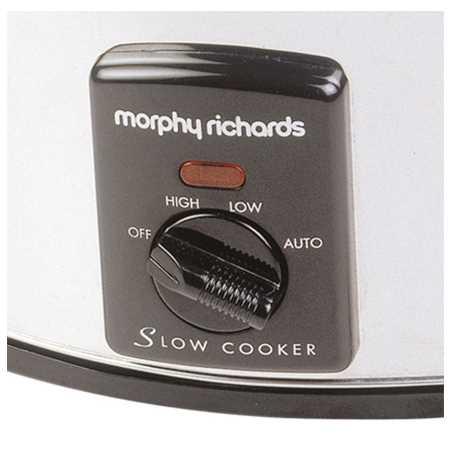 סיר בישול 48735 Morphy Richards מורפי ריצ'רדס - תמונה 3