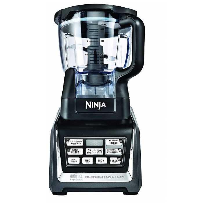 מעבד מזון Ninja BL682 Auto IQ 3 IN 1 נינג'ה - תמונה 5