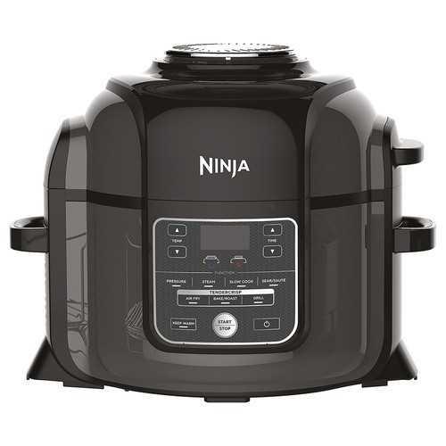 סיר לחץ Ninja Foodi OP300 נינג'ה - תמונה 1