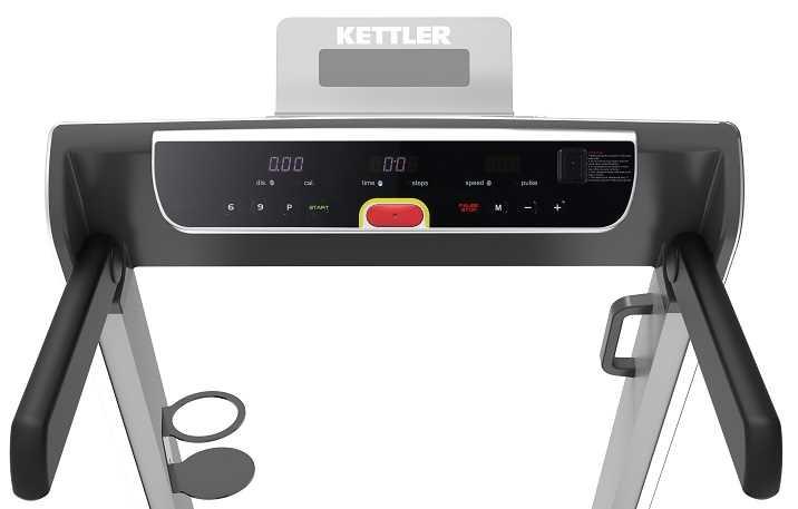 מסלול ריצה מתקפל דק במיוחד KT01 מבית Kettler - תמונה 4