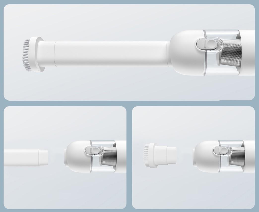 שואב אבק אלחוטי נטען נייד Xiaomi Mi Vacuum Cleaner Mini שיאומי - תמונה 7