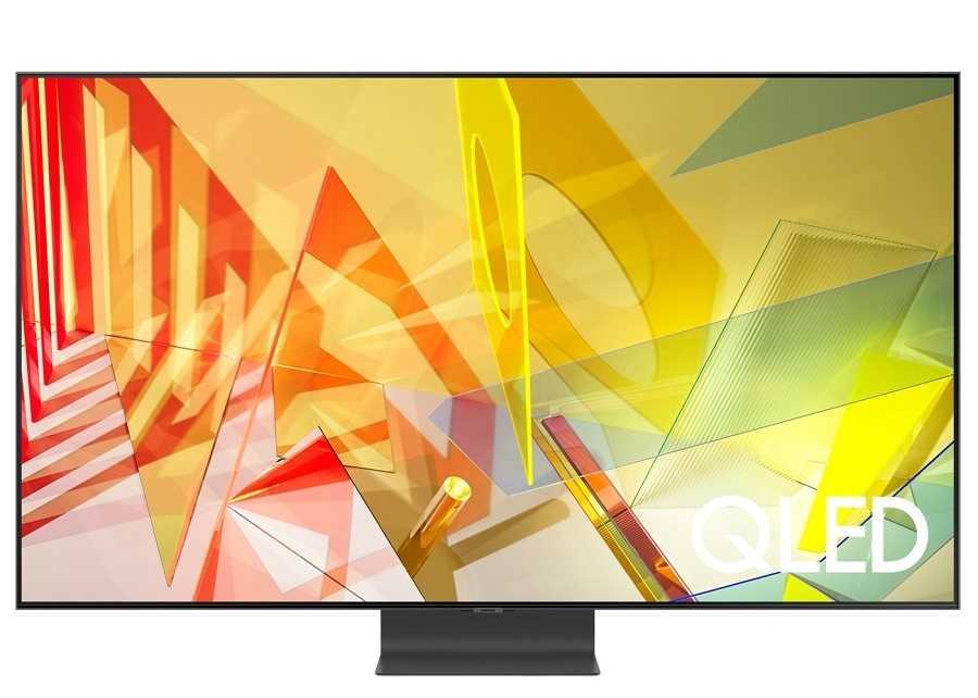 טלוויזיה 65 אינטש Samsung QE65Q90T 4K סמסונג - תמונה 1