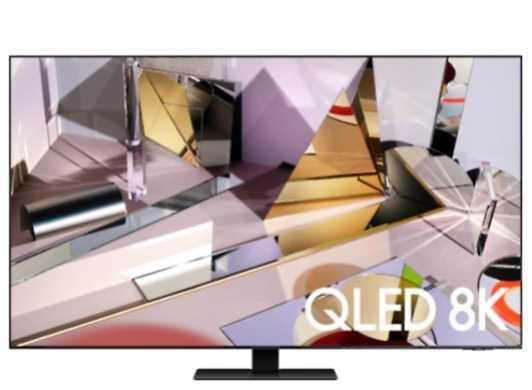 טלוויזיה 65 אינטש Samsung QE65Q700T 8K סמסונג - תמונה 1