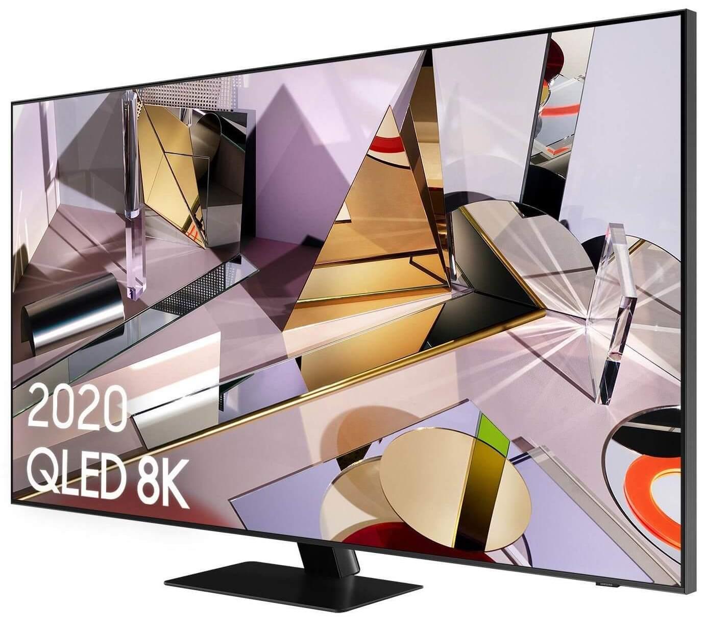 טלוויזיה 65 אינטש Samsung QE65Q700T 8K סמסונג - תמונה 2