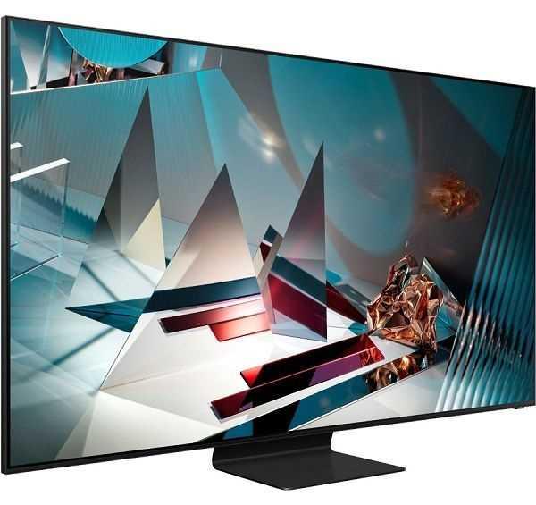טלוויזיה 65 אינטש Samsung QE65Q800T 8K סמסונג - תמונה 2