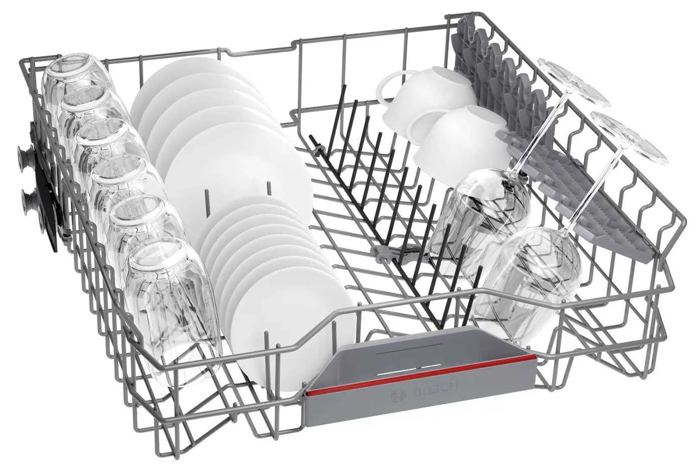 מדיח כלים רחב לבן Bosch SMS4HCW48E בוש - תמונה 4