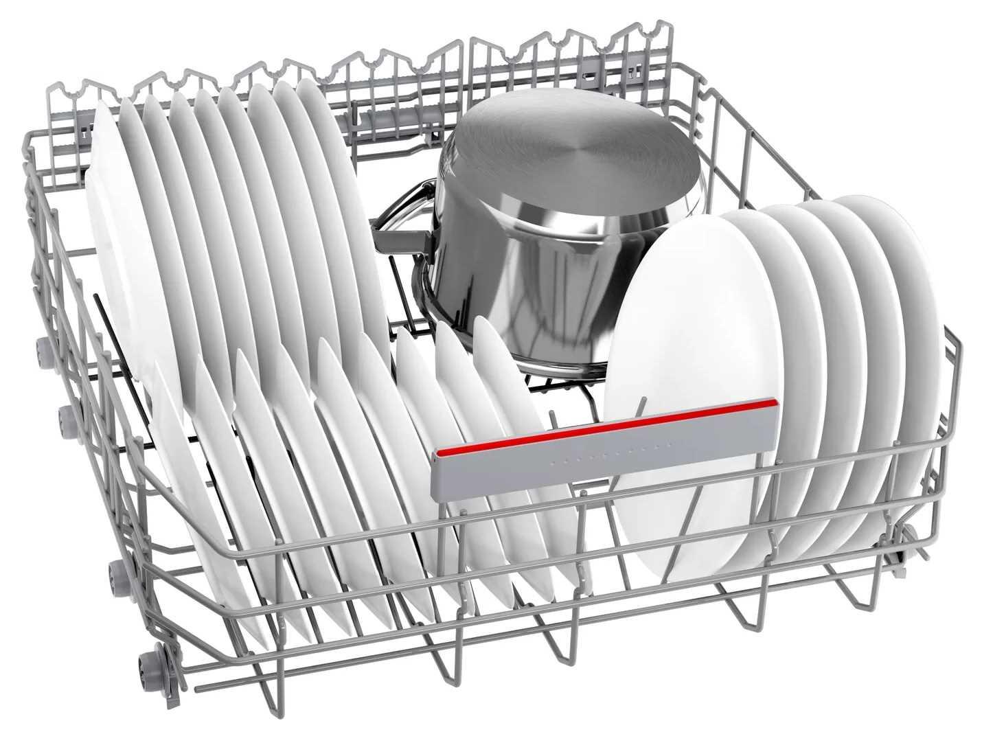 מדיח כלים רחב לבן Bosch SMS4HCW48E בוש - תמונה 5