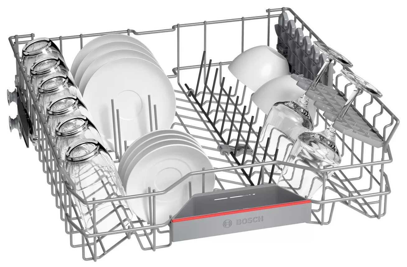 מדיח כלים רחב לבן Bosch SMS4HCW48E בוש - תמונה 6