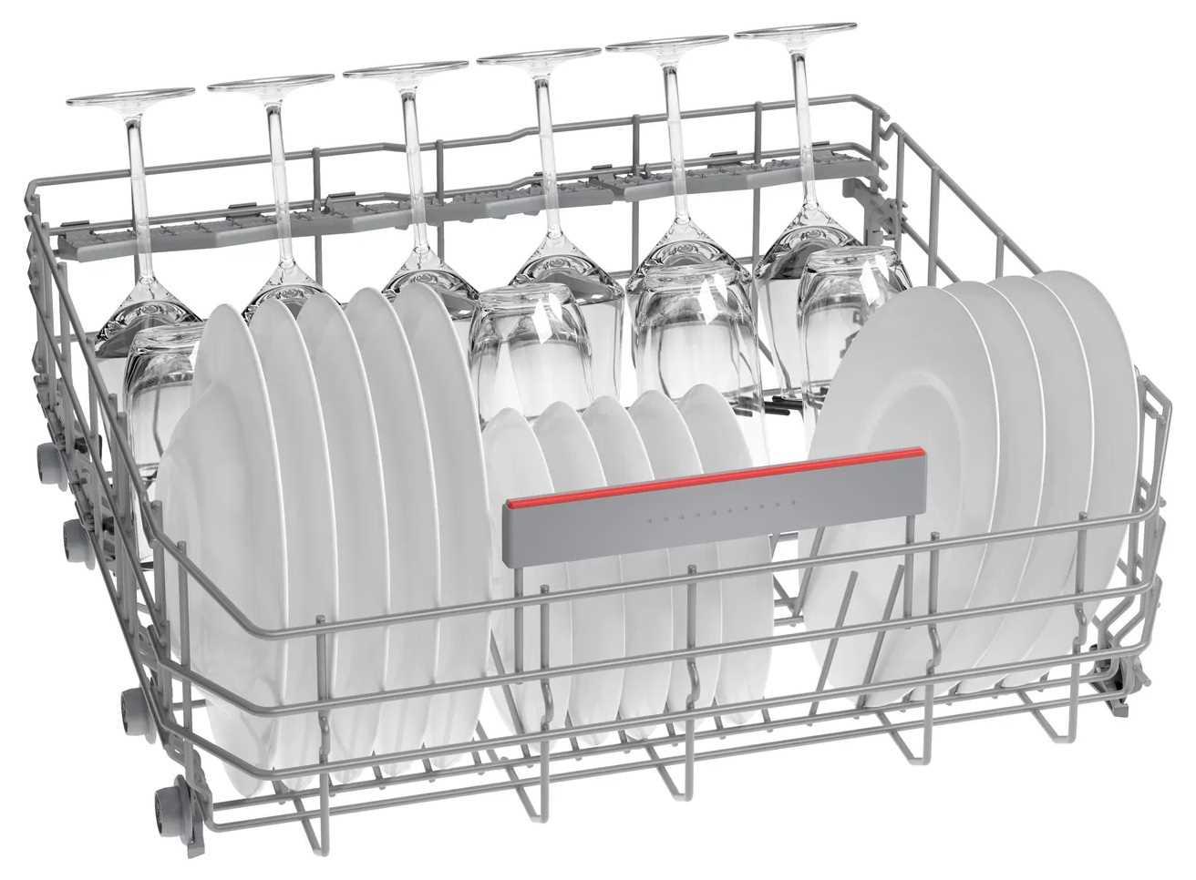 מדיח כלים רחב לבן Bosch SMS4HCW48E בוש - תמונה 7