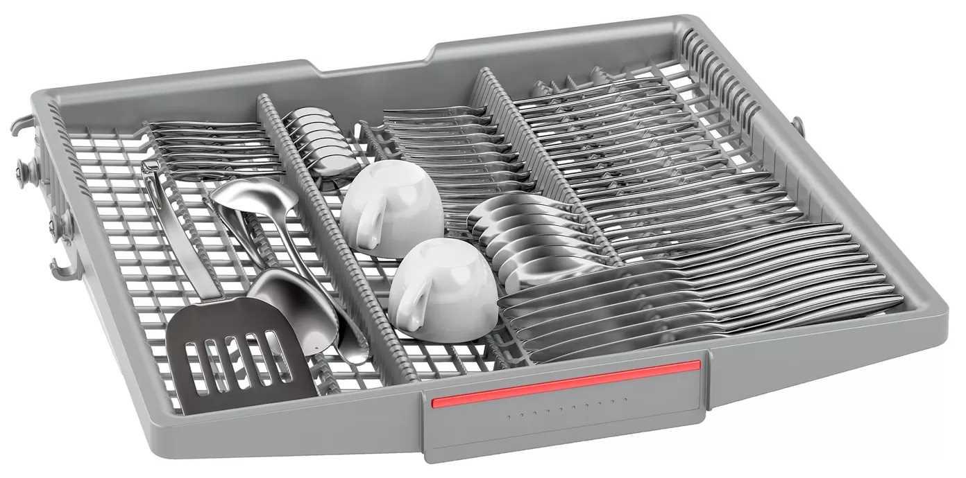 מדיח כלים רחב לבן Bosch SMS4HCW48E בוש - תמונה 8