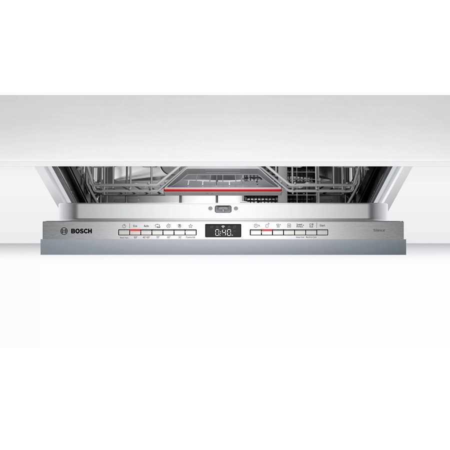 מדיח כלים רחב אינטגרלי מלא Bosch SMV4HBX40E בוש - תמונה 4