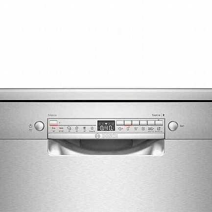 מדיח כלים רחב דמוי נירוסטה Bosch SMS4HBI48Y בוש - תמונה 2