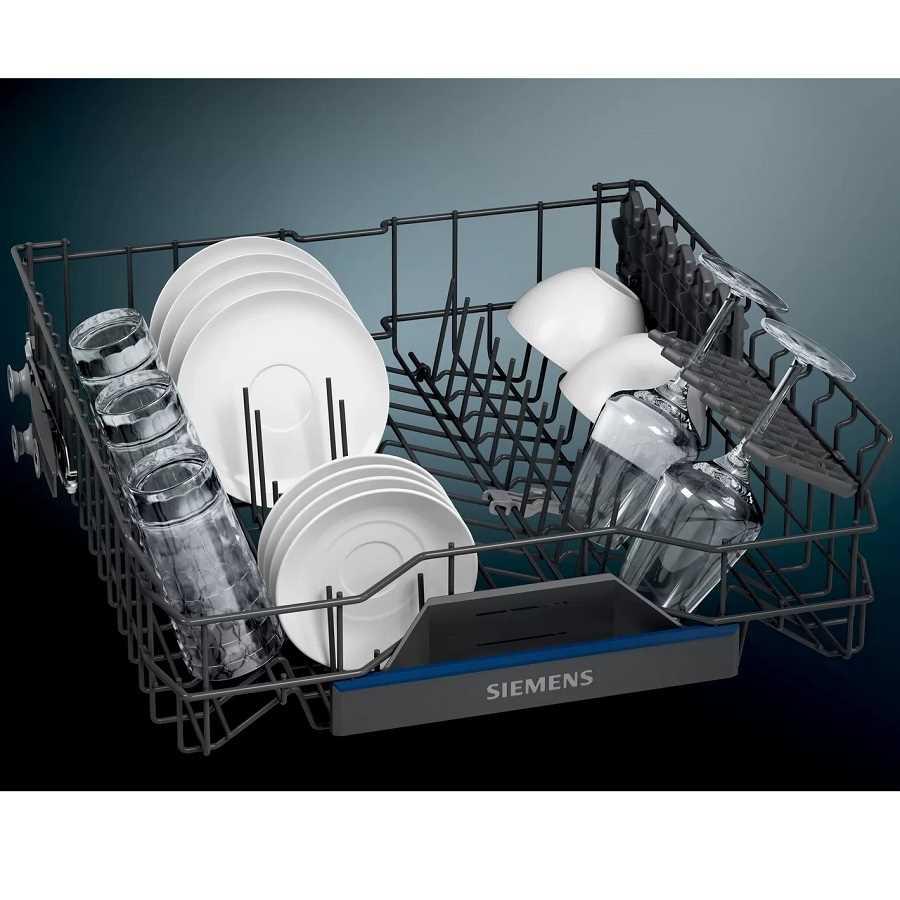 מדיח כלים רחב חצי אינטגרלי Siemens SN53HS60CE סימנס - תמונה 3