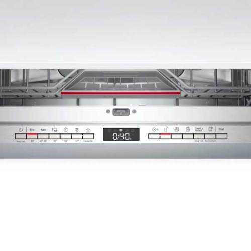 מדיח כלים אינטגרלי מלא Bosch SMV4HDX52Y בוש - תמונה 3
