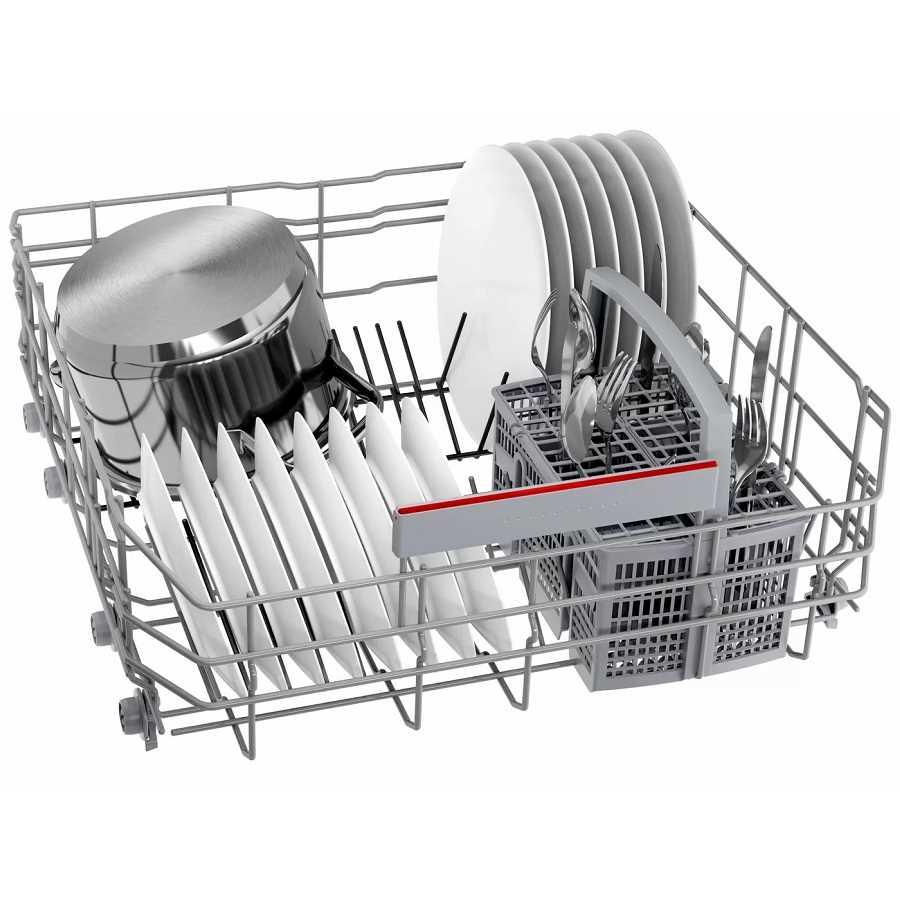 מדיח כלים רחב דמוי נירוסטה Bosch SMS2HAI12E בוש - תמונה 4