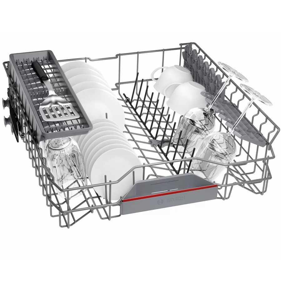 מדיח כלים רחב דמוי נירוסטה Bosch SMS2HAI12E בוש - תמונה 5