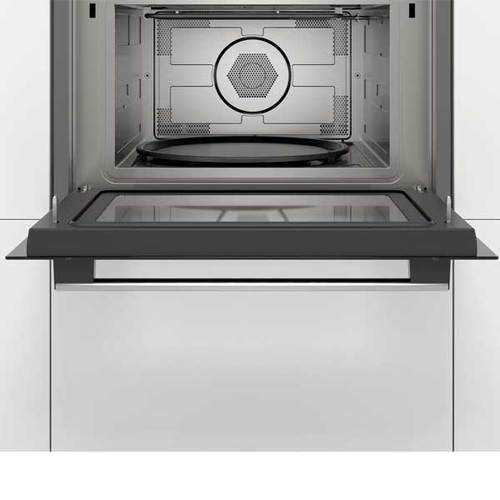 תנור בנוי משולב מיקרו 44 ליטר Bosch CMA585MS0 בוש - תמונה 3
