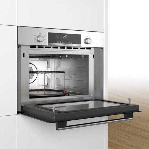 תנור בנוי משולב מיקרו 44 ליטר Bosch CMA585MS0 בוש - תמונה 4