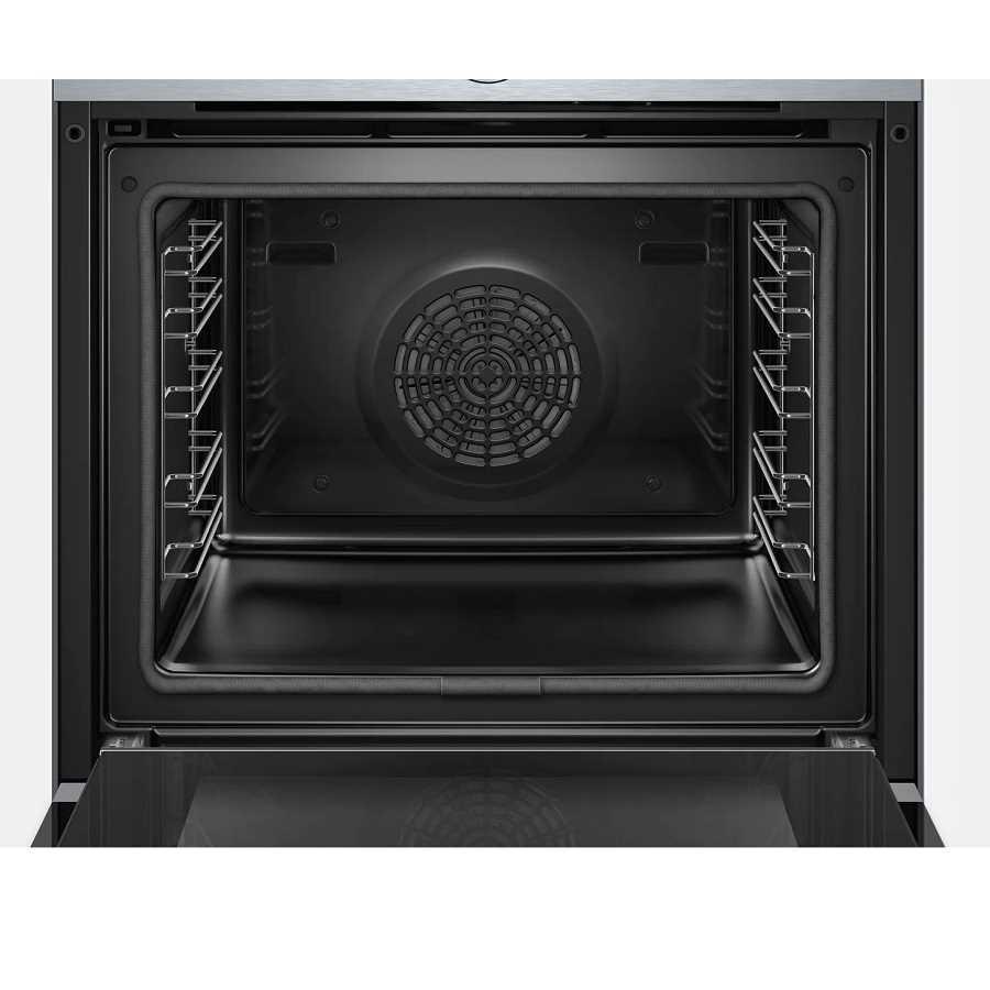 תנור בנוי פירוליטי נירוסטה 71 ליטר Bosch HBG675BS2 בוש - תמונה 4