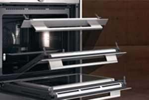 תנור בנוי 71 ליטר פירוליטי שחור נירוסטה Siemens HB675G0S1 סימנס - תמונה 4