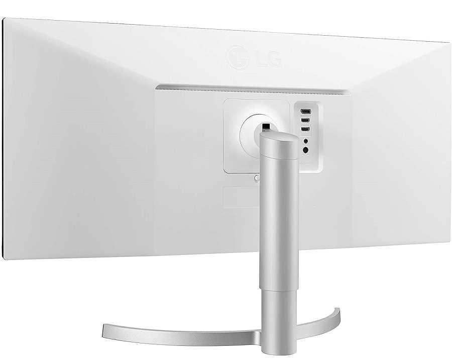 מסך מחשב מקצועי 34 אינטש LG 34WN650-W אל ג'י - תמונה 3