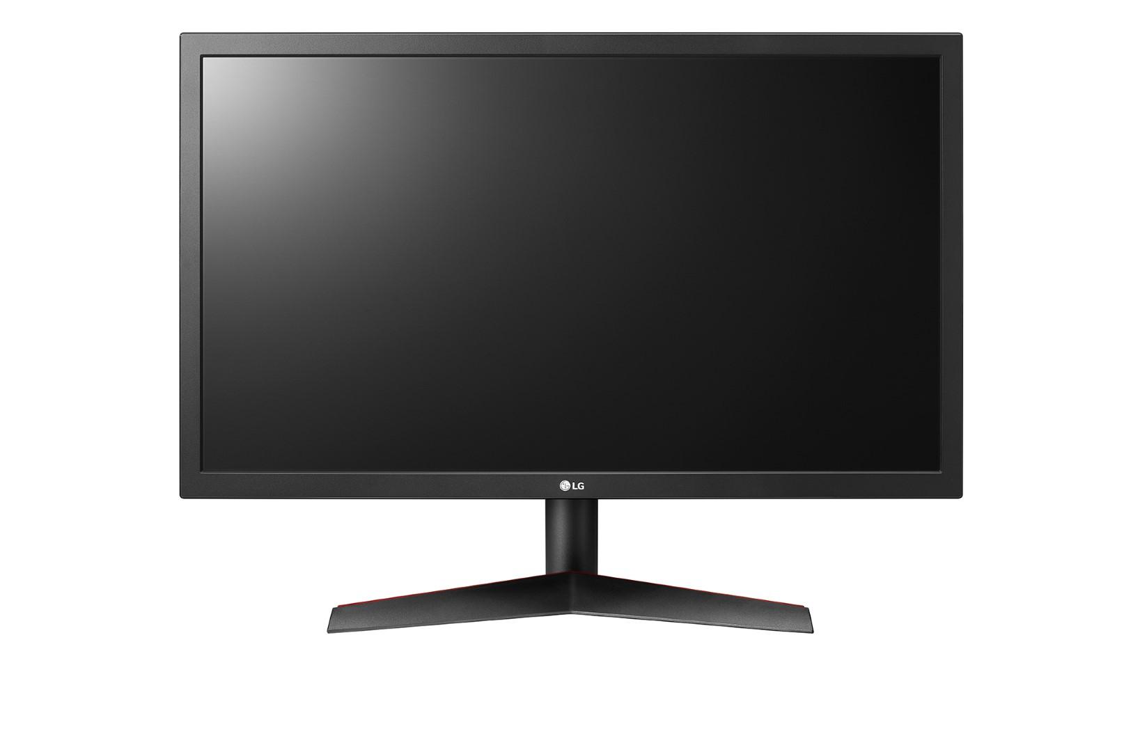 מסך מחשב 24 אינץ' מקצועי LG 24GL600F אל ג'י - תמונה 2