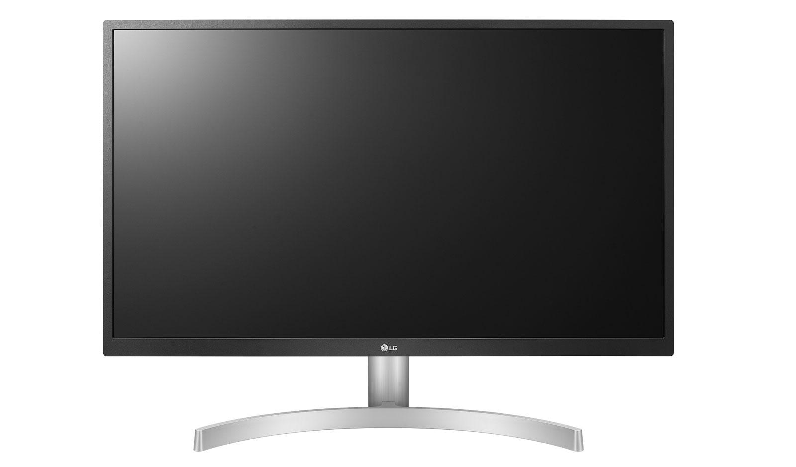 מסך מחשב 27 אינטש 4K מקצועי LG 27UL500-W אל ג'י - תמונה 3