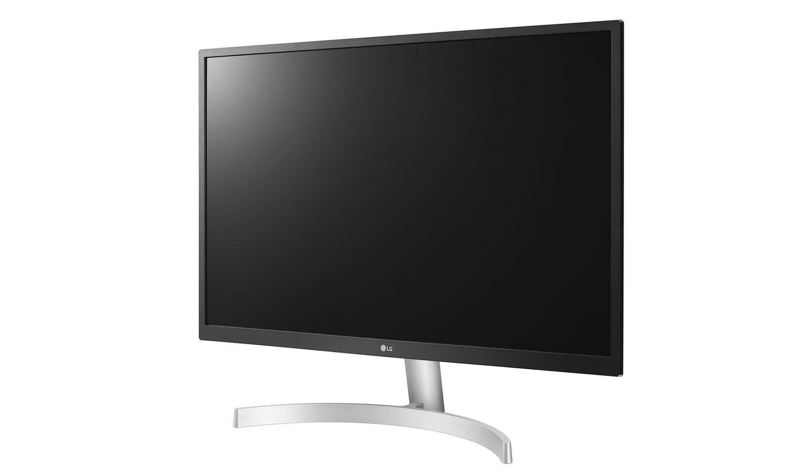 מסך מחשב 27 אינטש 4K מקצועי LG 27UL500-W אל ג'י - תמונה 4
