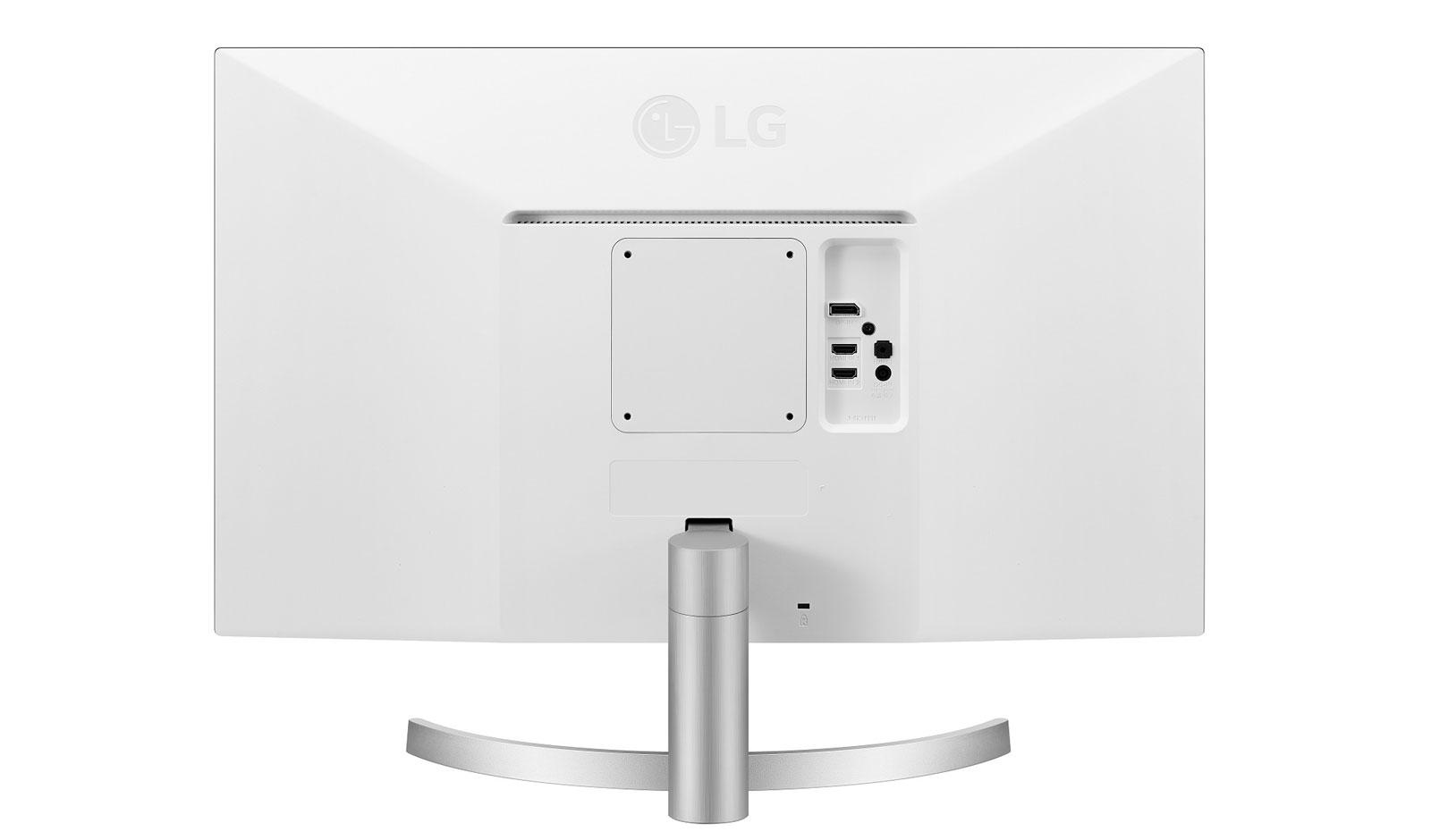 מסך מחשב 27 אינטש 4K מקצועי LG 27UL500-W אל ג'י - תמונה 7