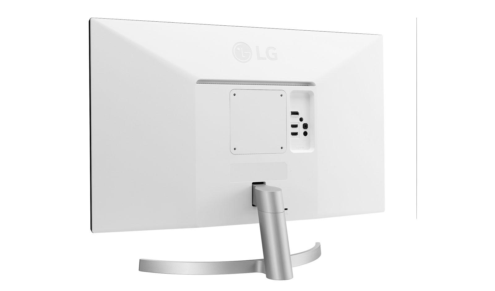 מסך מחשב 27 אינטש 4K מקצועי LG 27UL500-W אל ג'י - תמונה 8