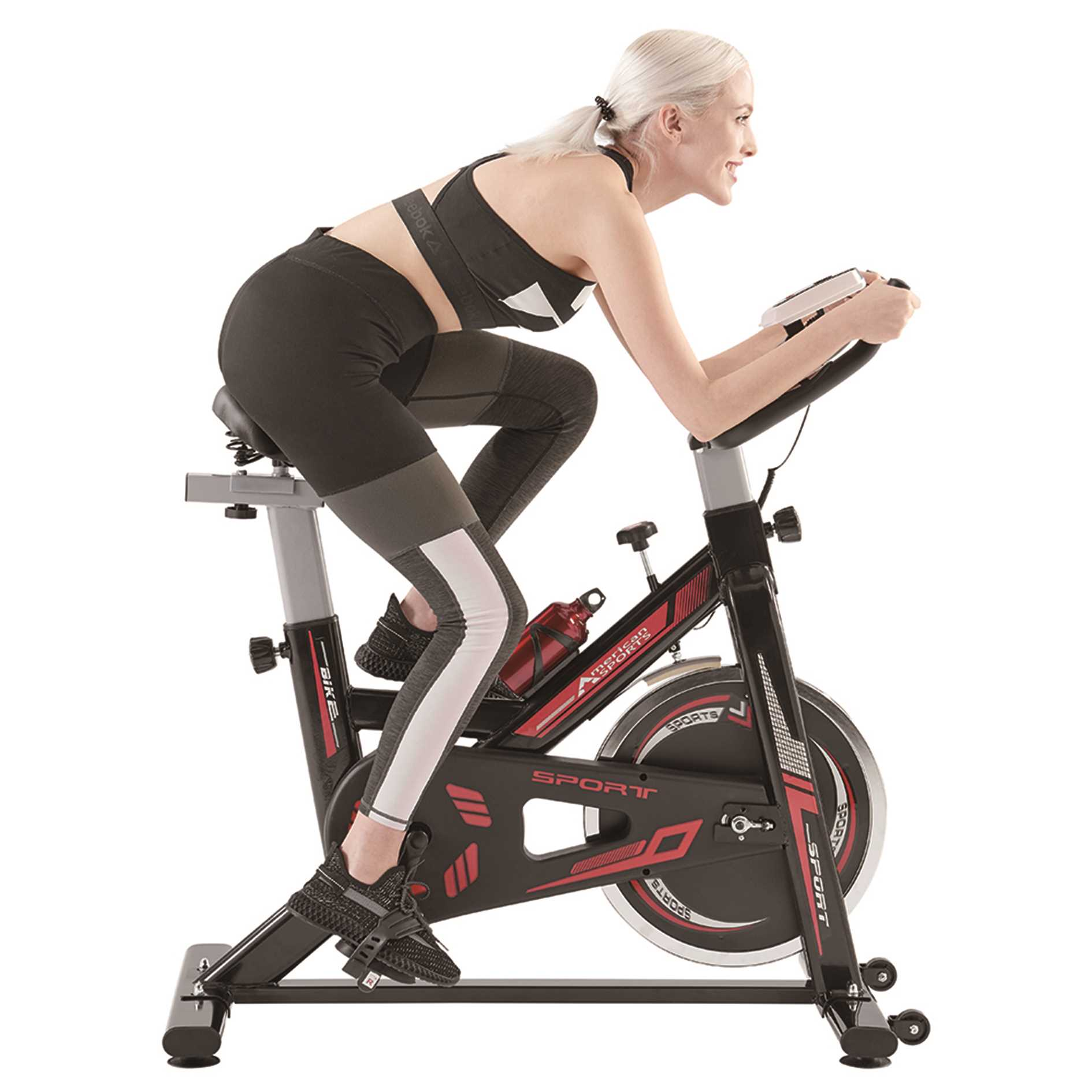 אופני ספינינג גלגל תנופה 10 ק