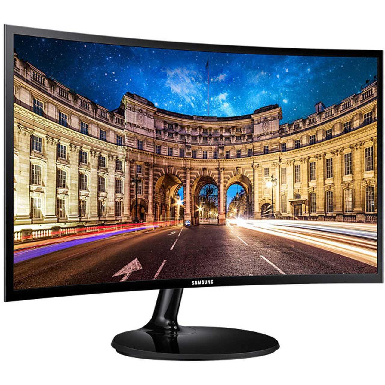 מסך מחשב 24 אינטש Samsung C24F390FH סמסונג - תמונה 1
