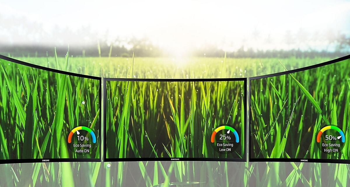 מסך מחשב 24 אינטש Samsung C24F390FH סמסונג - תמונה 8