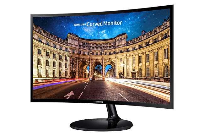 מסך מחשב 24 אינטש Samsung C24F390FH סמסונג - תמונה 10