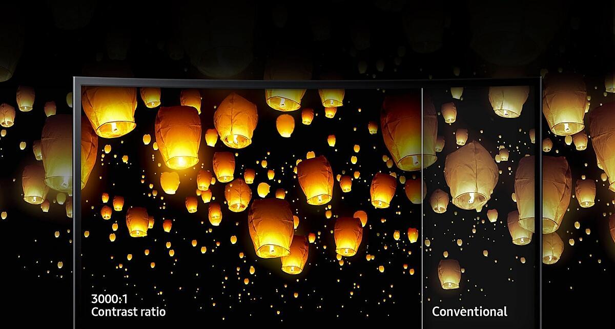 מסך מחשב 24 אינטש Samsung C24F390FH סמסונג - תמונה 5