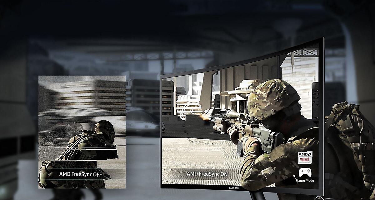 מסך מחשב 24 אינטש Samsung C24F390FH סמסונג - תמונה 6
