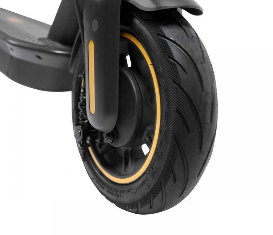 קורקינט חשמלי segway Ninebot KickScooter MAX G30 - תמונה 3