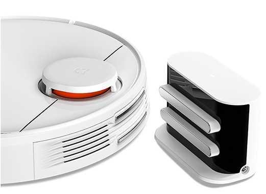 שואב אבק רובוטי Xiaomi Mi Robot Vacuum Mop Pro WHשיאומי - תמונה 5
