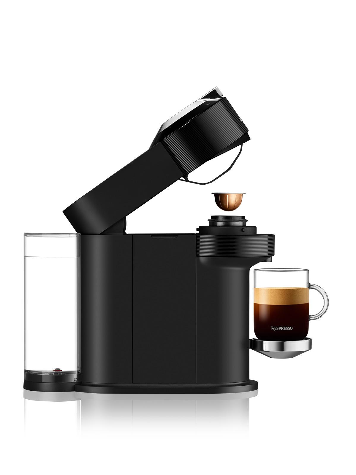 מכונת קפה NESPRESSO VertuoNext GCV1 שחור נספרסו - תמונה 4