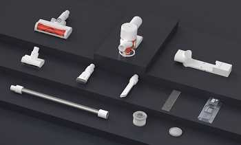 שואב אבק אלחוטי שוטף Xiaomi Mi Vacuum Cleaner G10 שיאומי - תמונה 10