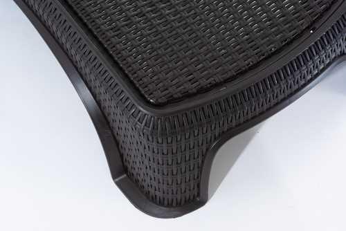 מיטת שיזוף אטלנטיק אפור כהה Keter ATLANTIC כתר - תמונה 4