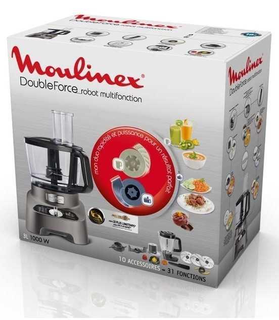 מעבד מזון Moulinex FP825E10 מולינקס - תמונה 7