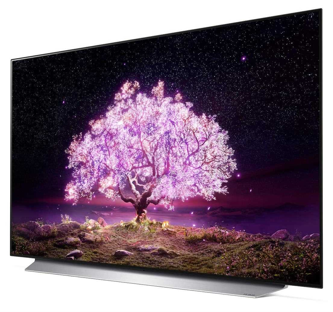 טלוויזיה 48 אינץ' דגם OLED 48C1PVB  בטכנולוגיית LG OLED 4K Ultra HD אל ג'י - תמונה 3